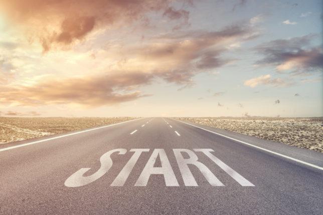 początek-od czego zacząć
